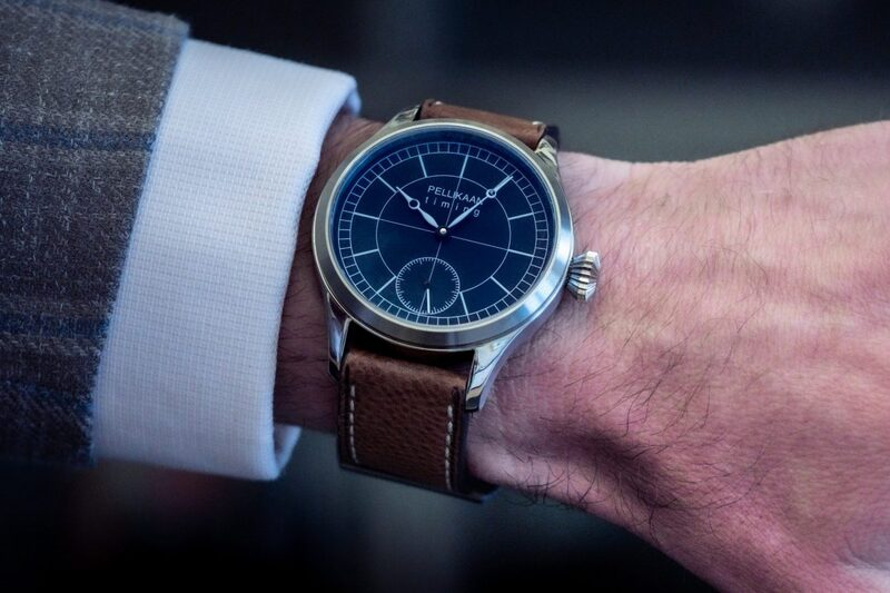 Pellikaan Watches, An Indie brand Born Out of Pure Stubbornness