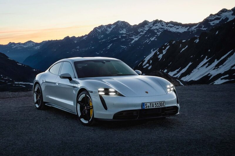 Porsche Goes Full-Electric on Road, on Track… and on Track with a Road Car
