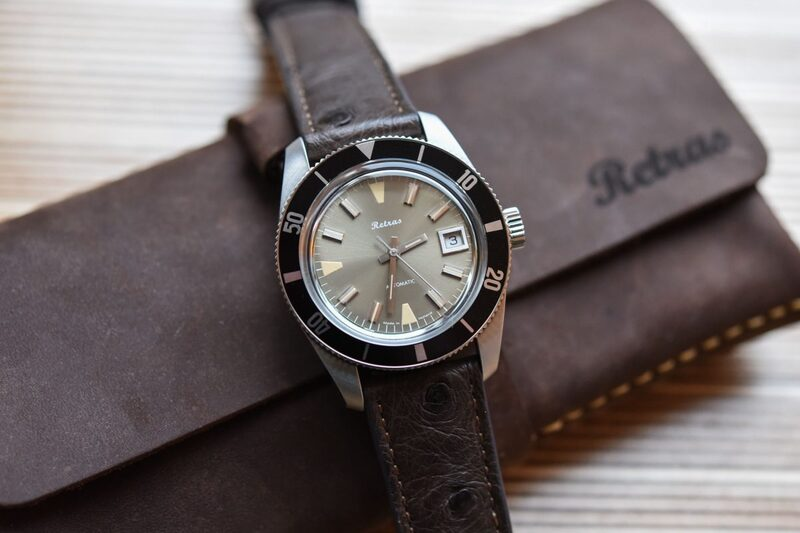 Retras Diver, a New Retro-Inspired Watch from NL