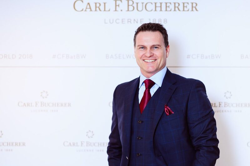 Sascha Moeri, CEO of Carl F. Bucherer, on the Brand, Innovation and Business Perspectives