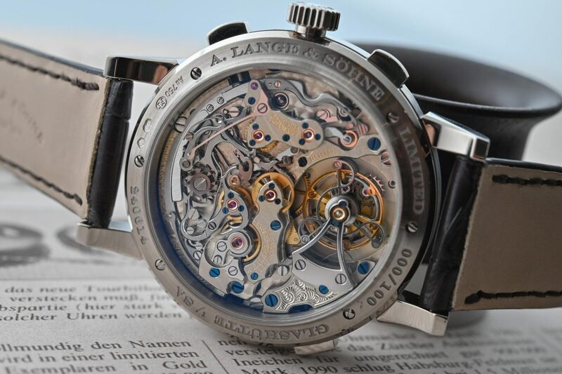 State of the Industry – Who Does or Doesn't Have an In-House Chronograph?