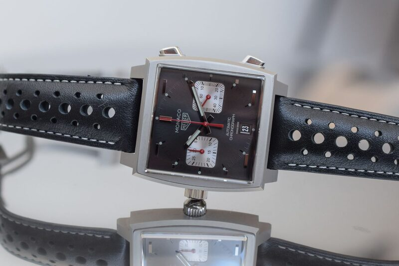TAG Heuer Monaco 2009-2019 Limited Edition – Final Step of the 50th-Anniversary Editions