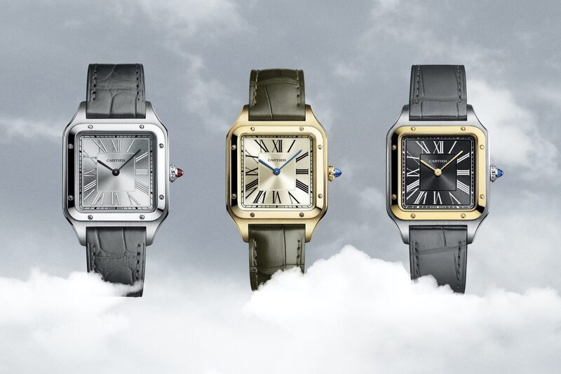 The 2020 Cartier Santos-Dumont Limited Edition Watches
