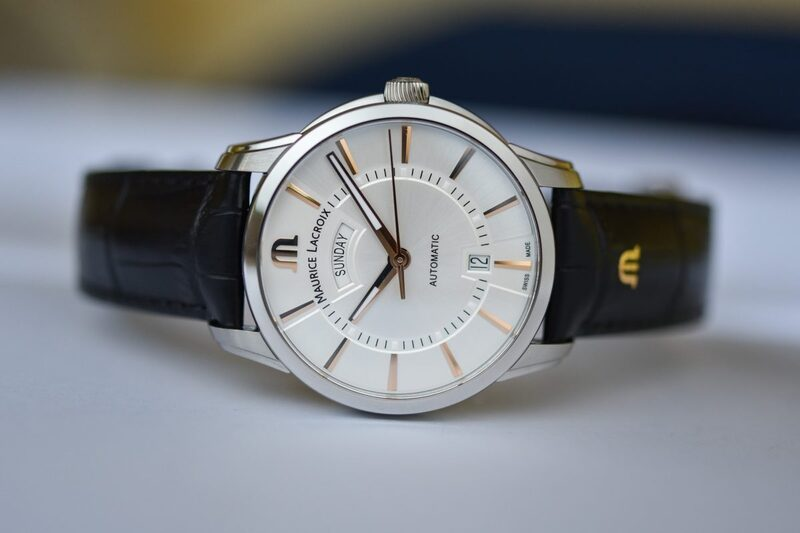 The 2020 Maurice Lacroix Pontos Day-Date (Live Pics & Pricing)