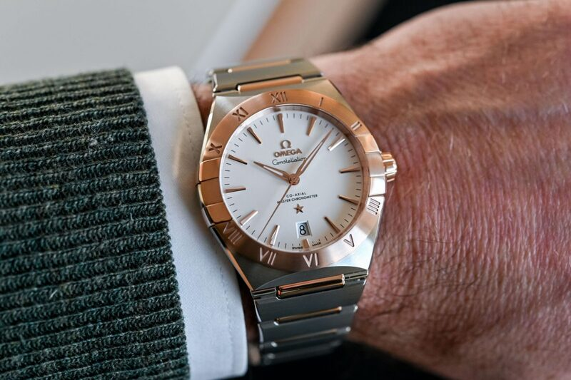 The 2020 Omega Constellation Co-Axial Master Chronometer 39mm
