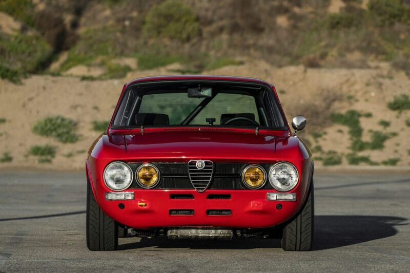 The Alfa Romeo Edition – An Ode to the Classic Giulia GT Coupe Bertone