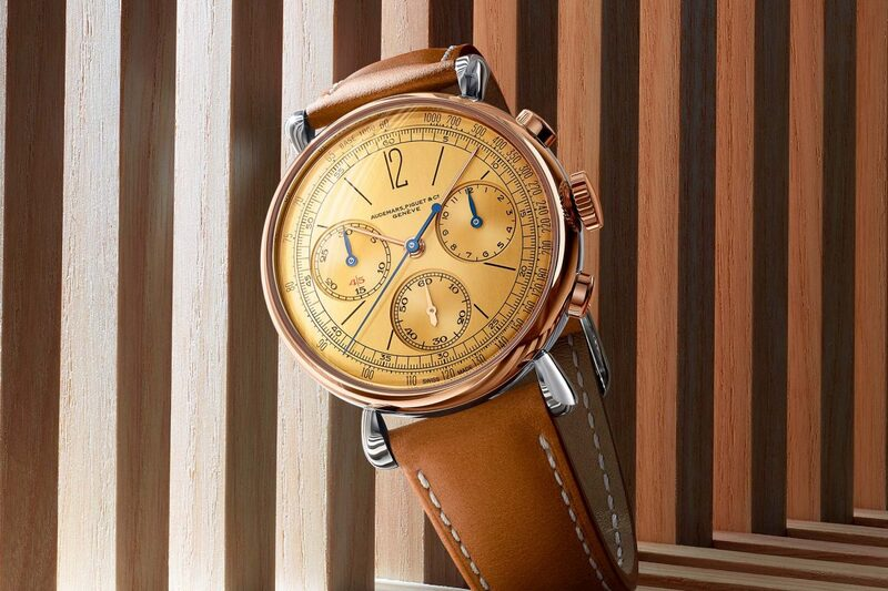 The Audemars Piguet [Re]master01 Chronograph, Remastering the 1940s Ref. 1533