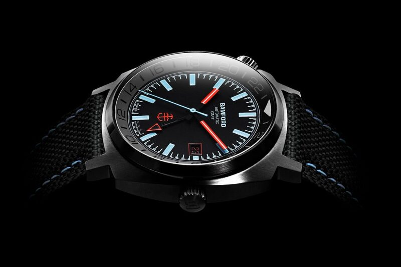 The Bamford x Time+Tide GMT2 Watch