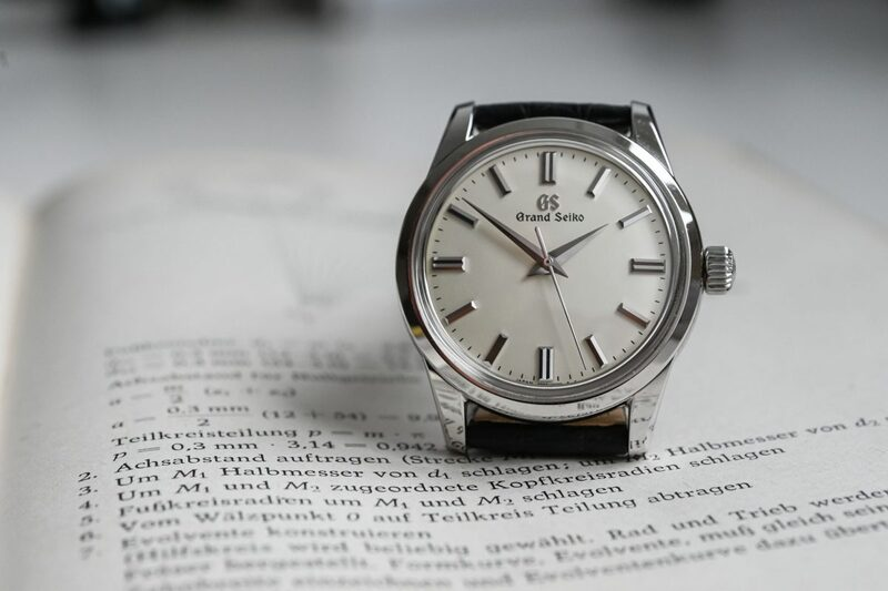 The Battle of Elegant Time-Only Watches Part 2 – Grand Seiko Hand-Wound SBGW231