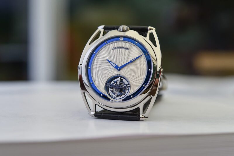 The De Bethune DB28XP Collection (Live Pics & Pricing)