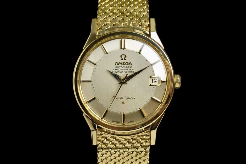 The History of the Omega Constellation