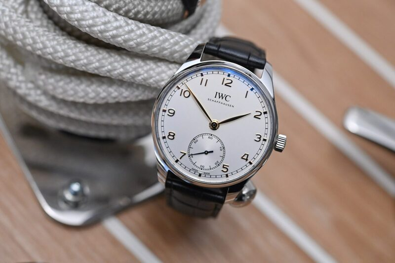 The IWC Portugieser Automatic 40 (Live Pics & Pricing)