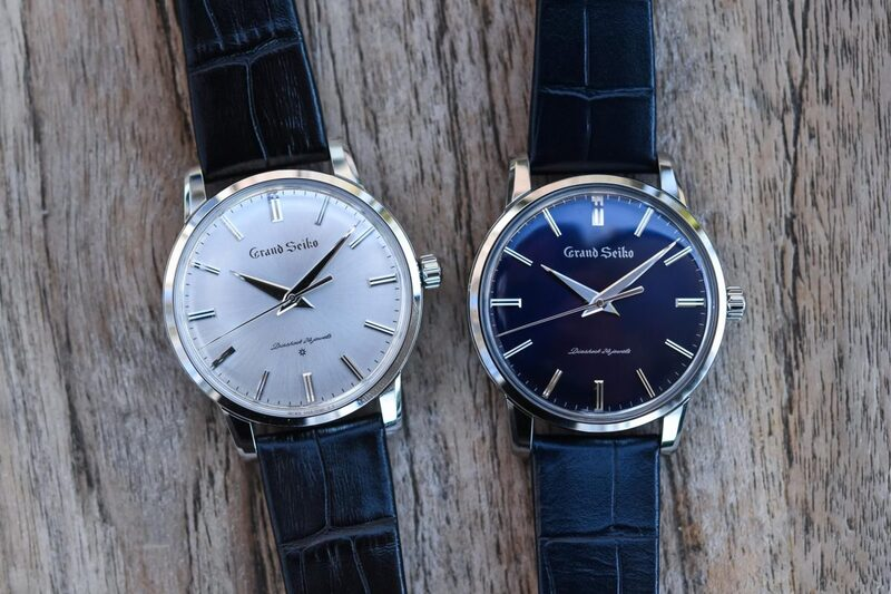 The New Grand Seiko Elegance 1960, Re-Creations of the First Grand Seiko