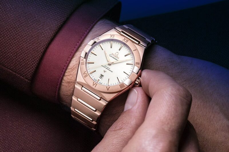 The New Omega Constellation Gent's Collection 39mm