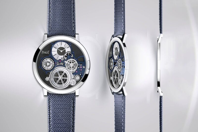 The Piaget Altiplano Ultimate Concept, the World's Thinnest Mechanical Watch, now Available