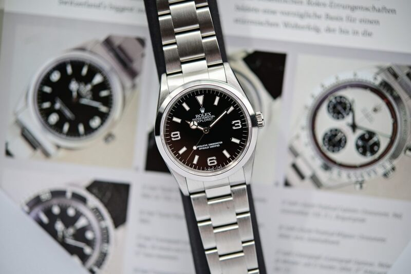 The Rolex Explorer 14270, a Perfect Youngtimer Watch (Incl. a Detailed History of the Model)