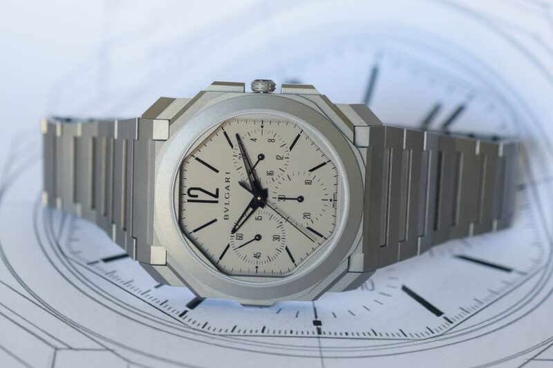 The Secrets Behind the Bvlgari Octo Finissimo Chronograph GMT, the World's Thinnest Mechanical Chronograph