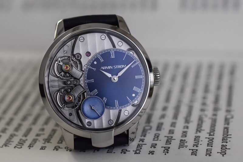 The Unique Armin Strom Pure Resonance Only Watch 2019