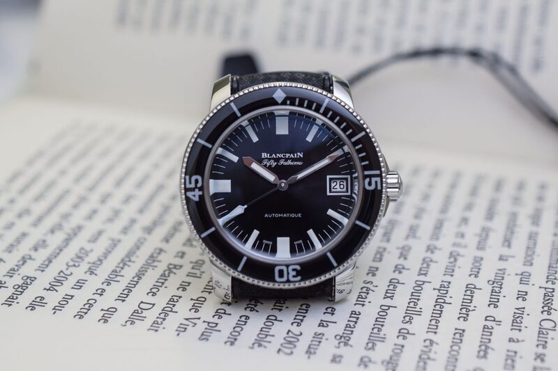 The Unique Blancpain Fifty Fathoms Barakuda for Only Watch 2019