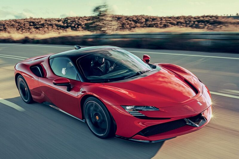 Throwback to Some of The Coolest New Cars of 2020