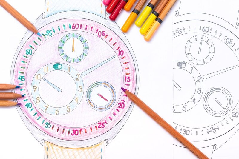 Time To Draw! Ressence and Sotheby's Join Forces Against Coronavirus