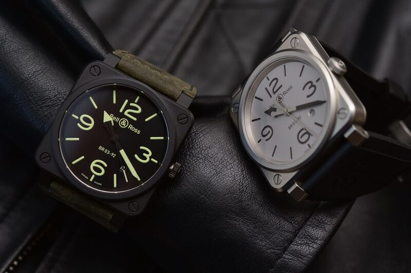 Understanding Bell & Ross, Where it Comes From and What it Stands For by Analyzing the Horoblack & Nightlum