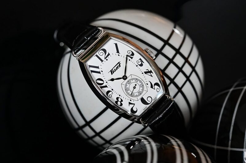 Unsual, Elegant & Accessible, the Tissot Heritage Porto Mechanical