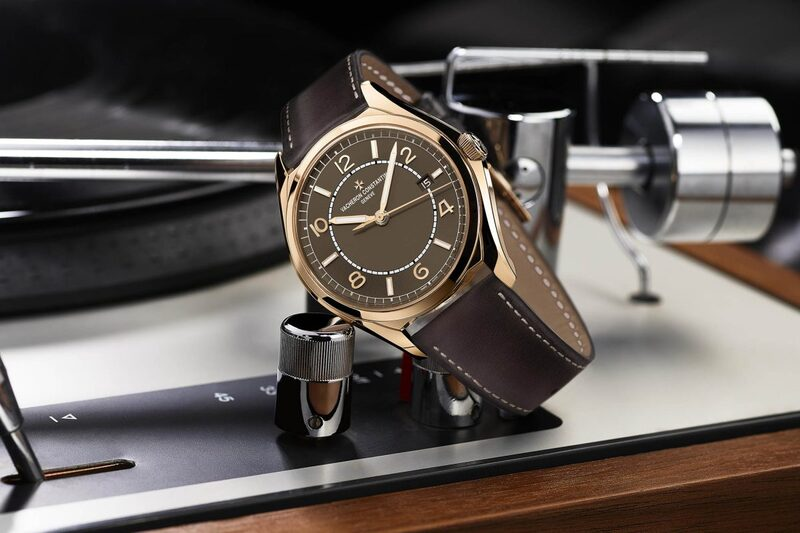 Vacheron Constantin FiftySix Complete Calendar and Self-Winding, Now in Sepia-Brown