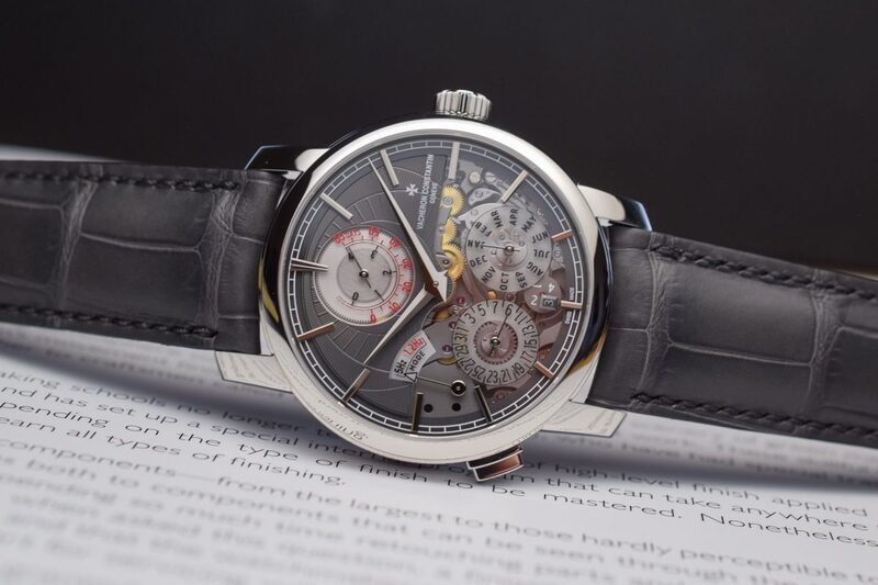 Vacheron Constantin Traditionnelle Twin Beat Perpetual Calendar with up to 65 Days of Power Reserve