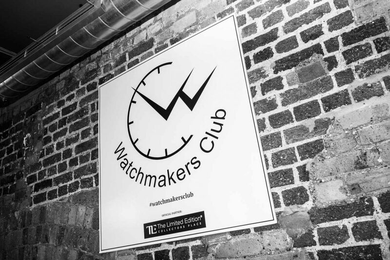 We Have the 10 Last Tickets to the Watchmaker's Club Evening, November 20th, London, Just FOR YOU