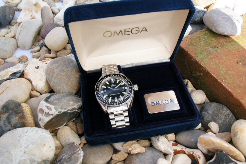 When is a Seamaster 300 not a Seamaster 300? A Case Study on 'Original Condition' for Vintage Watches